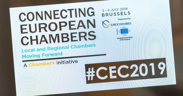 CEC в Брюсселі foto